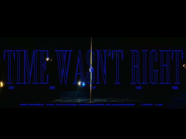 TIA袁娅维《时间不解释》官方MV (Official Music Video)