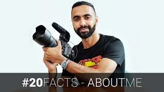 #20Facts About Me - SuperSaf TV