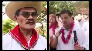 PRI en Oaxaca pago 250 por acarreado en mitin EPN