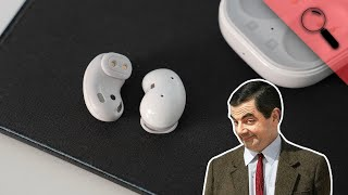 Mr. Bean | Galaxy Buds Live teszt