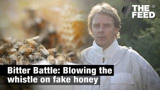 Bitter Battle: Blowing the whistle on fake honey