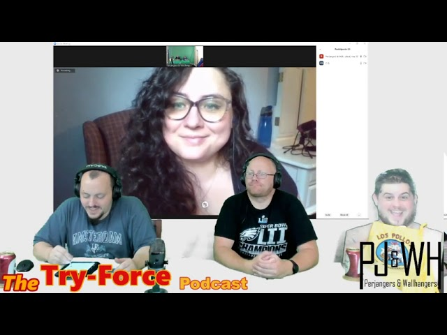 #148 Try Force Podcast: Hashtag That Batmanhattan