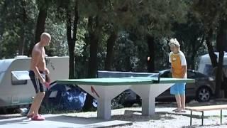 Camping in Stoja, Pula-Pola