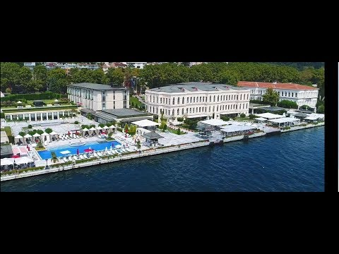 A Visit to Four Seasons Hotel Istanbul at the Bosphorus
