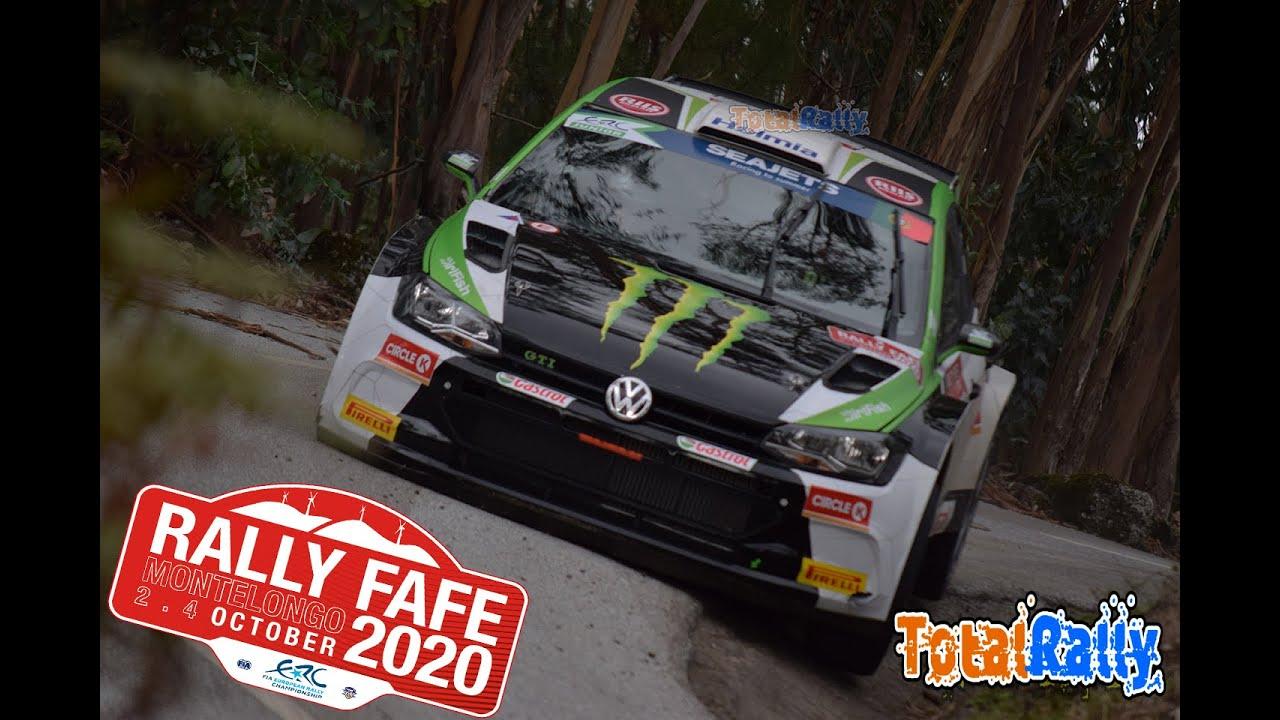 Rally Fafe-Montelongo 2020 #ERC - TotalRally [HD]