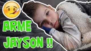 JAYSON ZIEK UIT SCHOOL HALEN EN FANMAIL !! - KOETLIFE VLOG #564