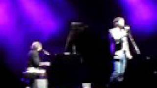 Rufus Wainwright (with Kate McGarrigle)  - Hallelujah and Somewhere Over the Rainbow  - Ottawa