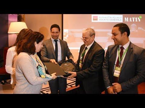 """Vidéo Le Matin TV """"Transformation digitale des banques : BMCE Bank, Crédit Agricole du Maroc et SG"""""""