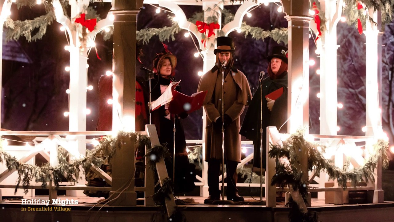 Greenfield Village Christmas.Holiday Nights In Greenfield Village Events The Henry Ford