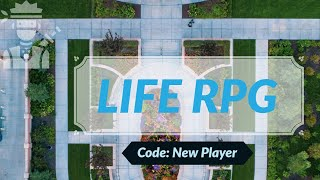 Life RPG Code: New Tierra (new player)