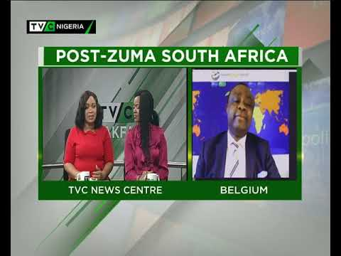 TVC Breakfast 16th Feb. 2018 | Post-Zuma South Africa