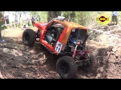 แข่งรถยนต์ออฟโรด NB 4x4 Off Road club 2014