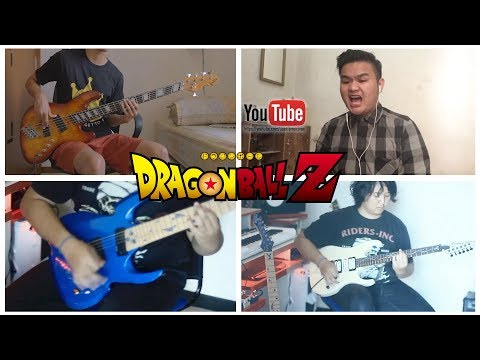 OST DragonBall Versi Indonesia [Rock/Metal Cover] - Part II