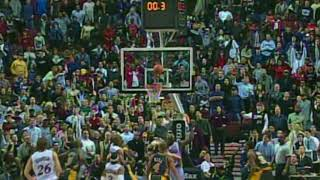 Allen Iverson First Ever walk-off Game Winner vs the Indiana Pacers (2005)