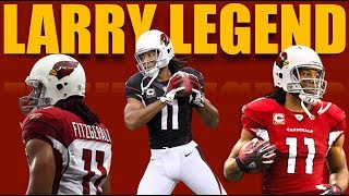 Larry Fitzgerald - Larry Legend