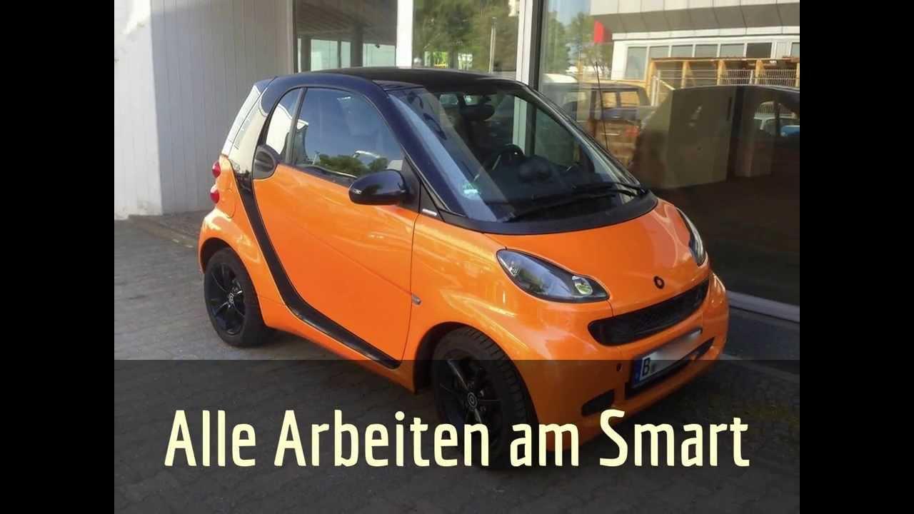 Smart Fahrzeug Freie Werkstatt Berlin Smart Fahrzeug Wartung