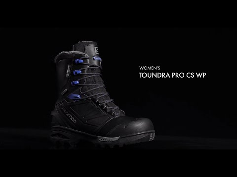 Salomon Toundra Pro Cswp 399722 21 G0 PhantomSchwarzAmparo