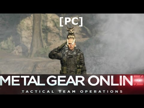 [PC] METAL GEAR ONLINE (BETA TEST)