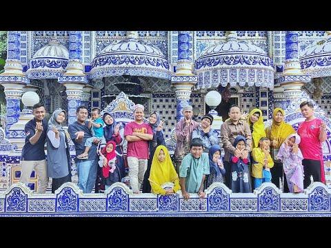 Full Team Keluarga Surabaya Wisata Ke Masjid Tiban Turen Malang Youtube