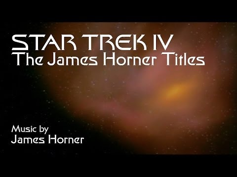 Star Trek IV The James Horner Titles