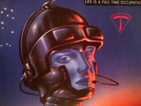 Thinkman Life is a Full Time Occupation / LP 1988/ Synth