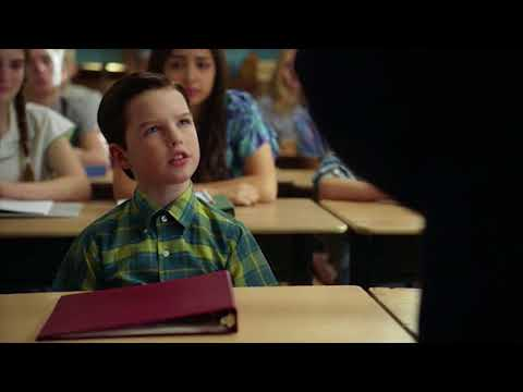 Why Sheldon Become Theoretical Physicist || Young Sheldon