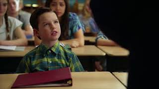 Why Sheldon Become Theoretical Physicist || Young Sheldon Video