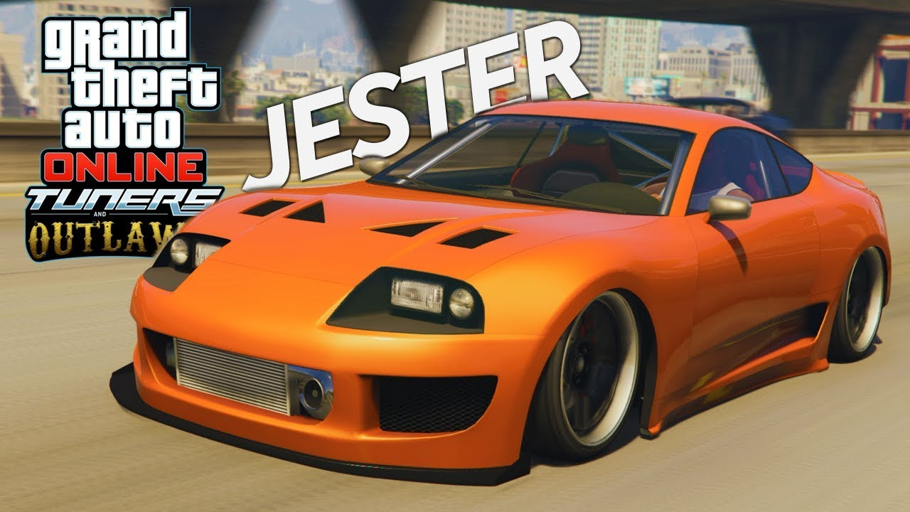 GTA 5 UNRELEASED SUPRA! Dinka Jester Classic Customization ...