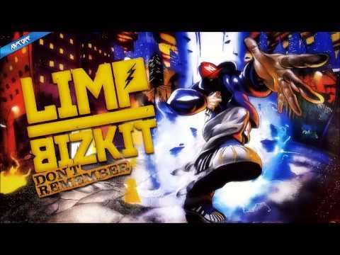 Limp Bizkit - Don't Remember (Best Audio Quality Ever)