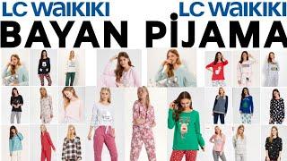 Lc waikiki pijama kadın