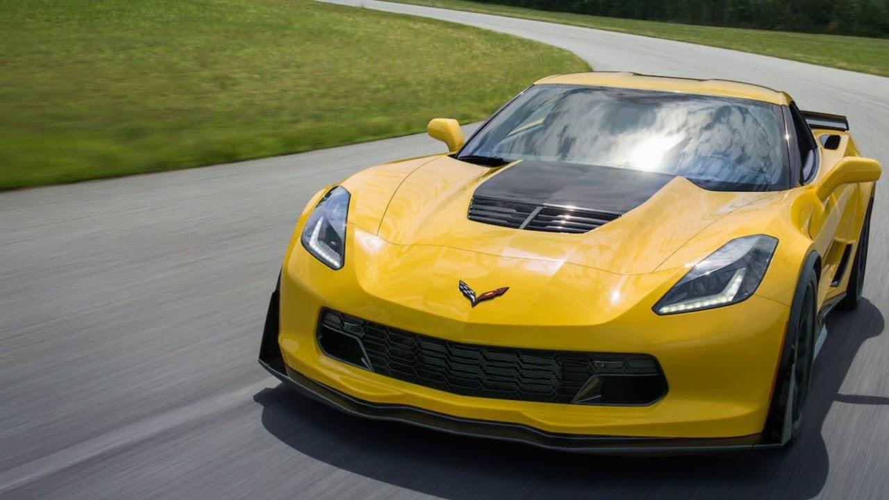 2018 Chevrolet Corvette Z06 Review