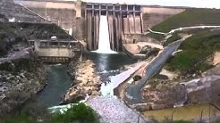 March ninth twenty eleven Folsom dam part two