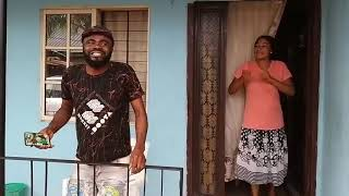Chief Imo Comedy || chief practicing how to do yahoo ? this one go shock you (Chief Imo Comedy)