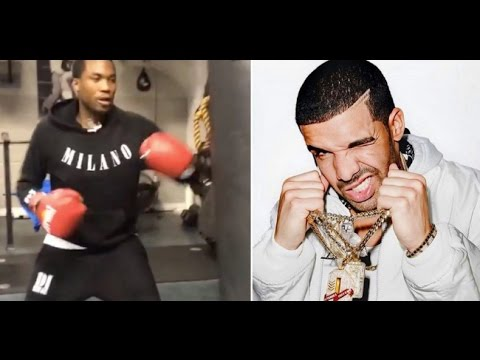Meek Mill Says for $5,000,000 He ll Beat Drake the F*ck up and Nicki Minaj can be the Ring Girl!