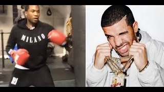 Meek Mill Says for $5,000,000 He'll Beat Drake the F*ck up and Nicki Minaj can be the Ring Girl!