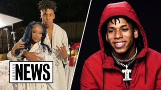 "NLE Choppa Explains ""Forever"" And Romance With Mariah  