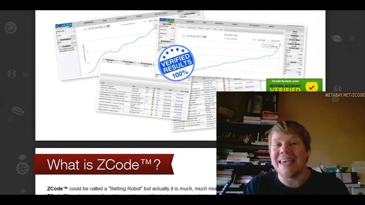 z code betting robot software