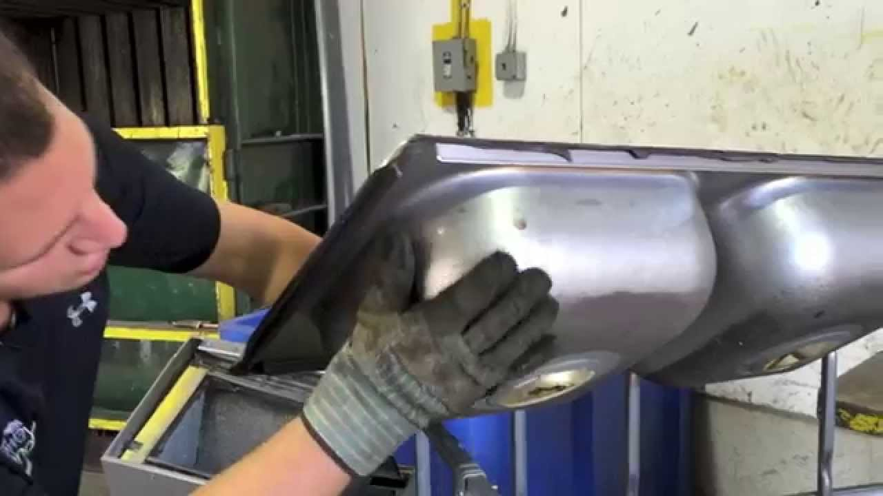 Scrapping Stainless Steel Sink Brass Faucet Youtube