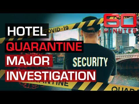 INVESTIGATION: Hotel quarantine