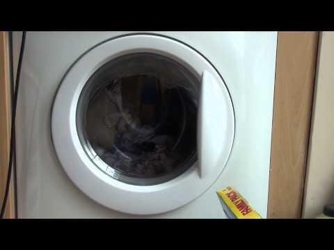 Zanussi Aquafall ZWHB7160 : Synthetics : Final rinse (10 of 11)