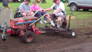 Repeat youtube video Two Graders working The Road that Gravley Built 2012 Mow In