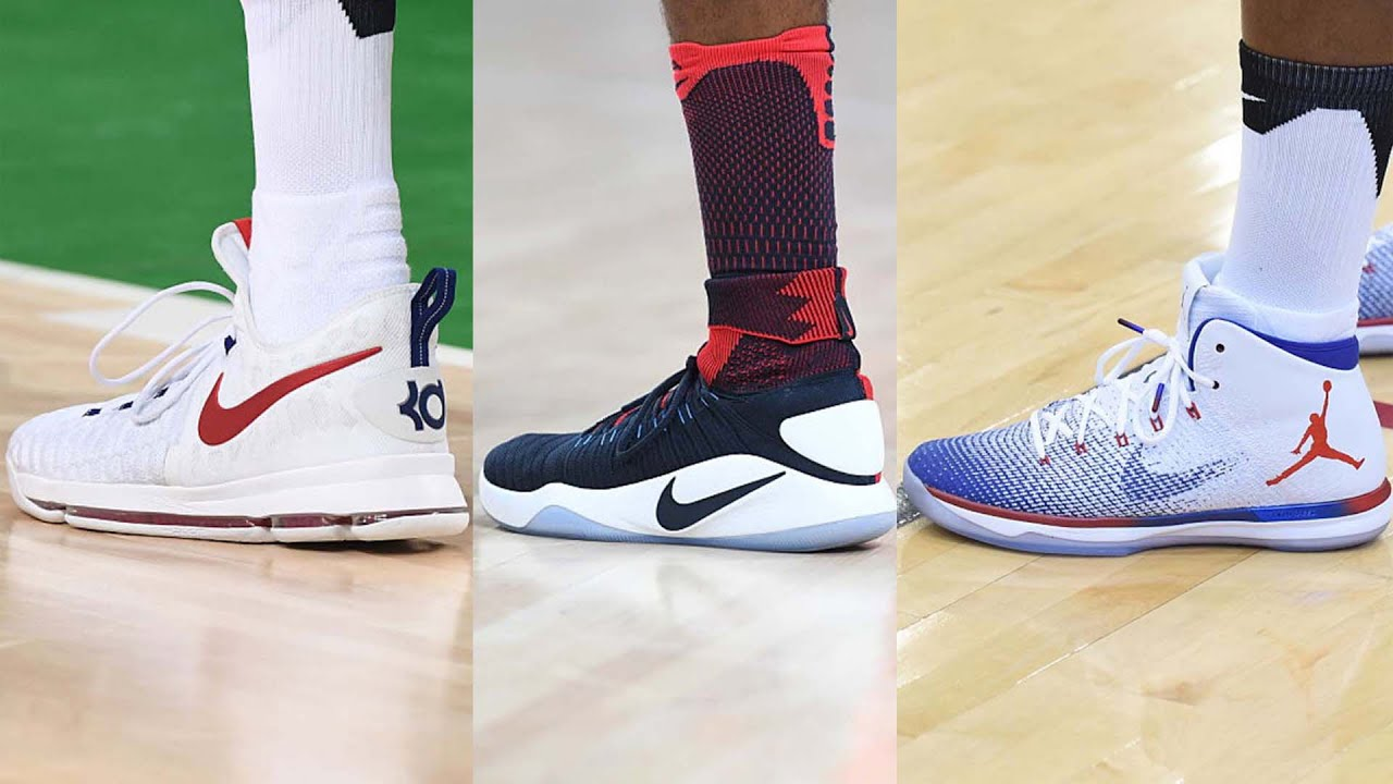 581d4fe9280 Best Shoes From Team USA At Rio Olympics - YouTube