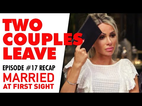 Episode 17 Recap: The Commitment Ceremony implodes | MAFS 2020