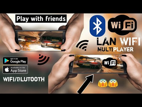 Top 10 Best LAN WiFi Games For Android!!!!!