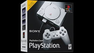 The Playstation Classic- My Take
