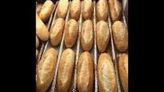Hướng dẫn làm bánh mì đặc ruột thủ công