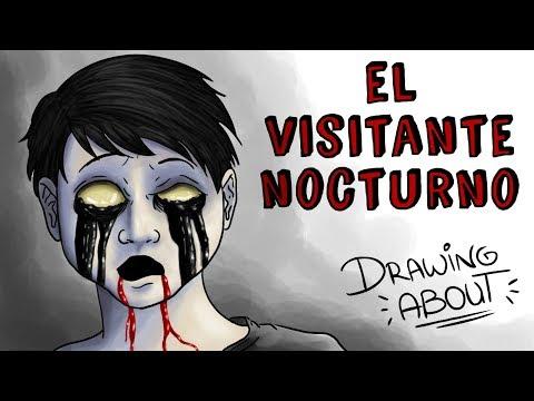 EL VISITANTE NOCTURNO UNA Hª DE FANTASMAS | Draw My Life