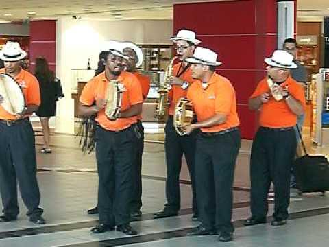Latin Entertainment @ San Juan  Airport