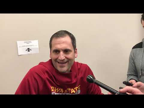Dave Sprau - VIDEO: ISU MBB-Prohm, Jacobson, Shayock, Weiler-Babb