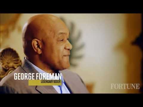 George Foreman featured in Fortune magazine (March 2015)